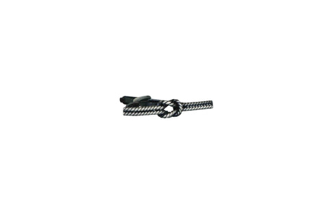 Tinted Rope Tie Bar