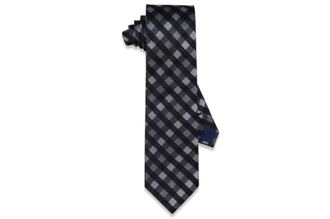 Triple Stripes Silk Tie