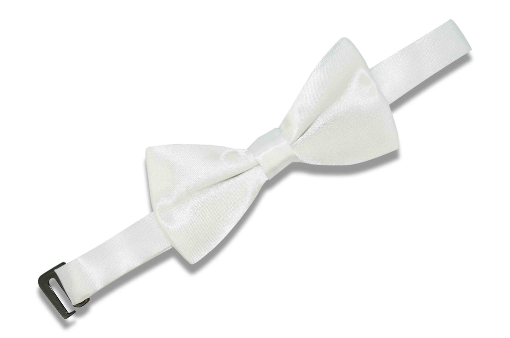White Bow Tie (Boys)