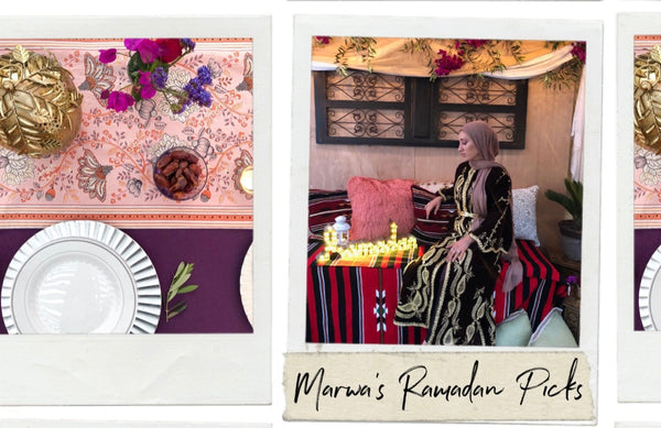 Marwa's Ramadan Decor Picks