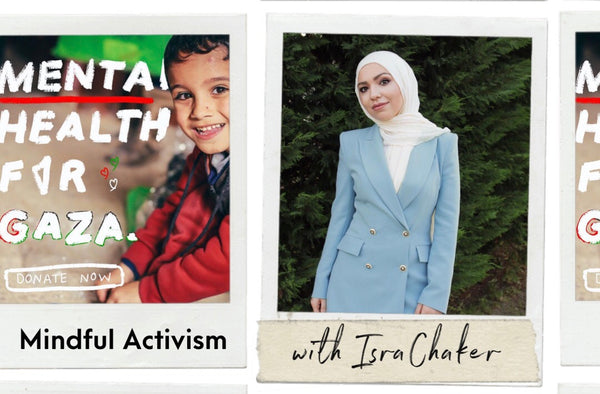 How to be a Mindful Activist: with Isra Chaker
