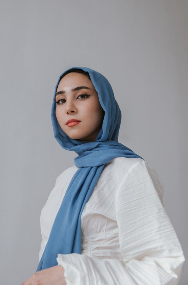 Uyghur blue           (100% proceeds donated)
