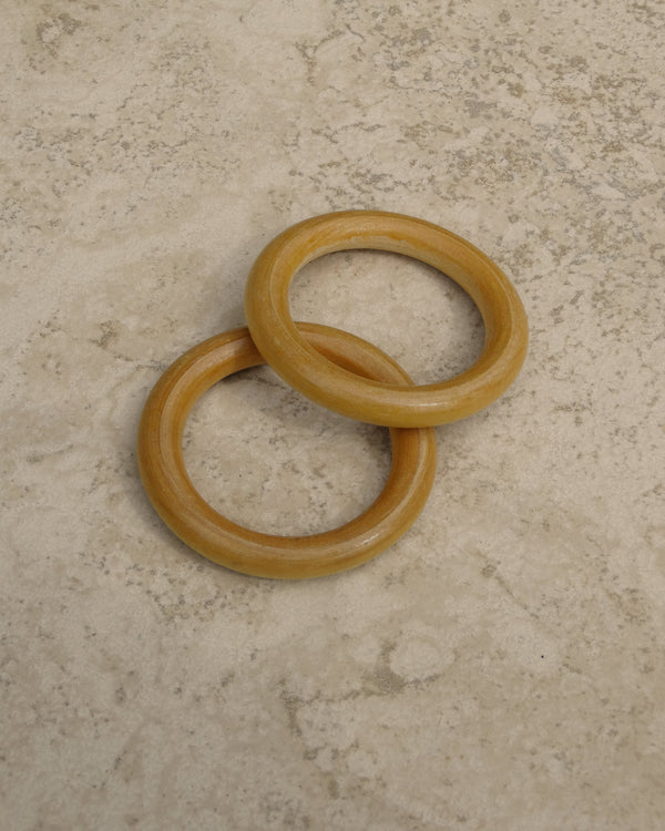 natural wood VELA hoop