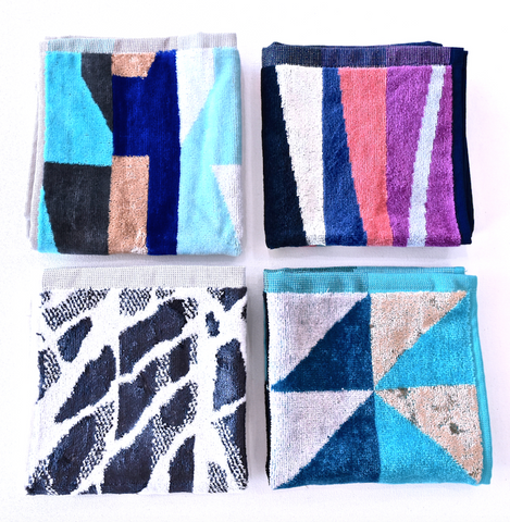 LUXE PACK - 4 X WASH CLOTHS