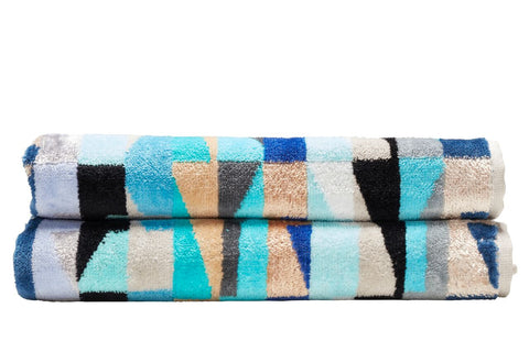 Kingfisher Hand Towel Set