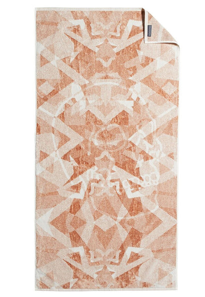 Skull Art Bath Towel