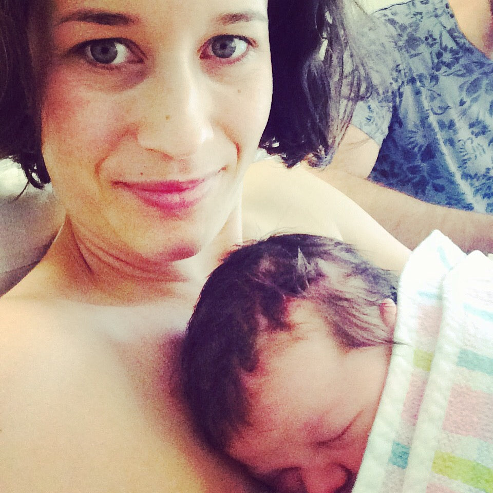 Why I quit breastfeeding at day 5