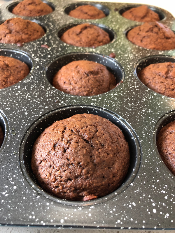 Super yum chocolate muffins that are good for the whole family!