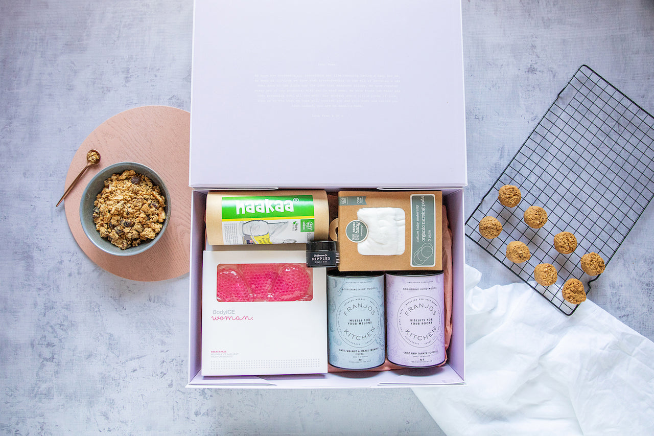 Mamahood Essentials Gift Box
