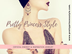 Pretty Princess Style Energy Jewelry