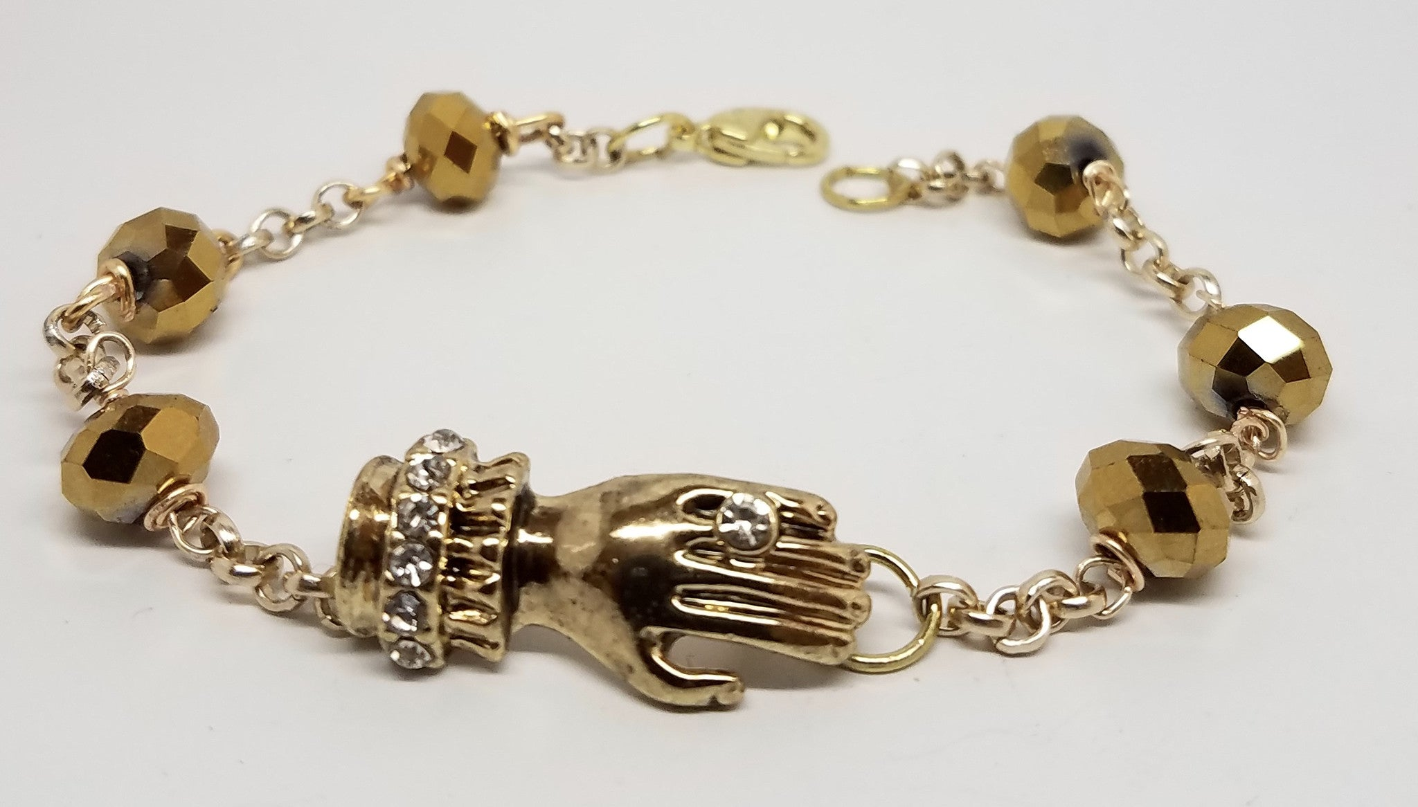 Hand of God- Blessing Bracelet