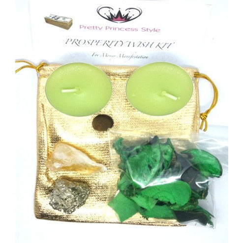 Prosperity Wish Kit - Pretty Princess Style