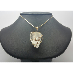 Quartz Power Pendant- The Power Within - Pretty Princess Style