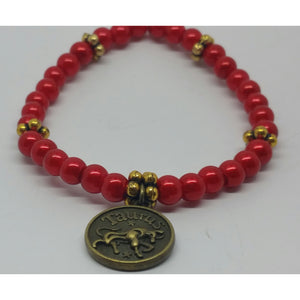 Zodiac Power Bracelet -Protection - Pretty Princess Style  - 1