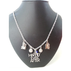 Princess Style Necklace -Happily Ever After - Pretty Princess Style