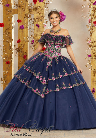 Morilee Vizcaya Quinceanera Dress Style 34004