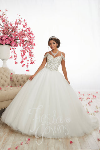 House of Wu Quinceanera Dress 56342