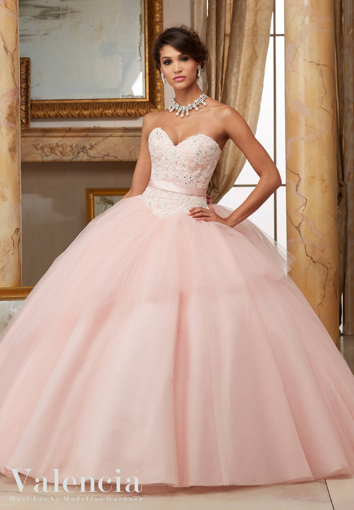 Morilee Valencia Quinceñera Dress Style 60003