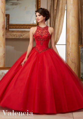 Morilee Valencia Quinceanera  Dress Style 60008
