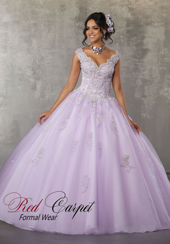 Morilee Valencia Quinceanera Dress Style 60033