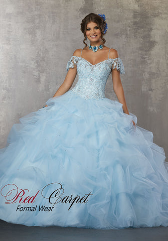Morilee Valencia Quinceanera Dress style 60034