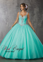 Morilee Valencia Quinceñera Dress Style 60037