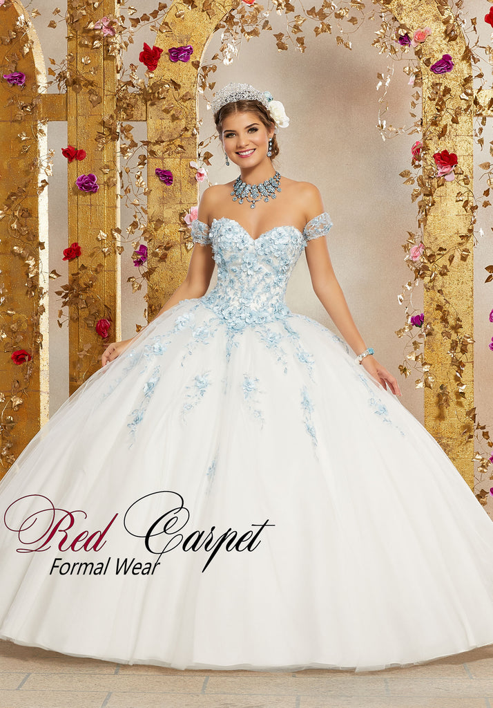 Morilee Valencia Quinceanera Dress Style 60071