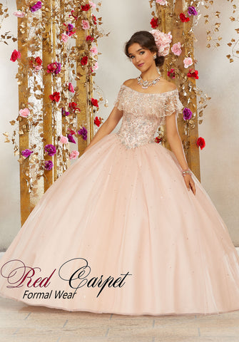 Morilee Valencia Quinceanera  Dress Style 60075