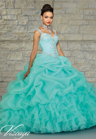 Morilee Vizcaya Quinceanera Dress Style 89023