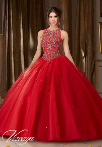 Morilee Vizcaya Quinceanera  Dress Style 89106