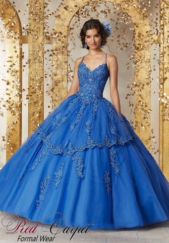 Morilee Vizcaya Quinceanera Dress Style 89233