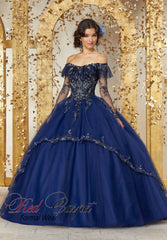 Morilee Vizcaya Quinceanera Dress Style 89235