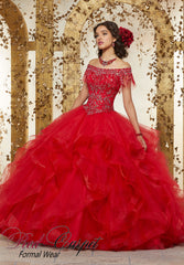 Morilee Vizcaya Quinceanera Dress Style 89237