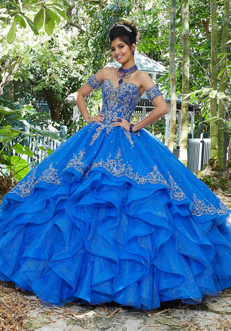 Morilee Vizcaya Quinceanera Dress Style 89247