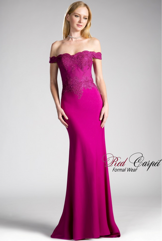 Style CF158 Evening Dress