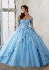 Morilee Quinceñera Dress 60015