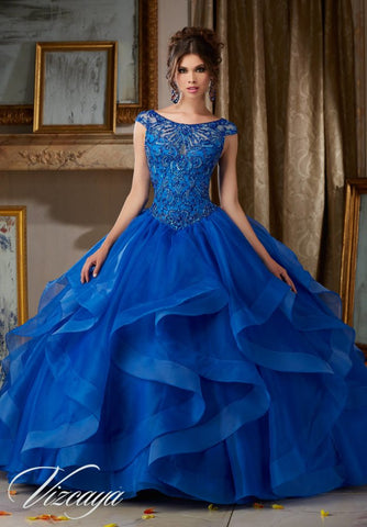 Morilee Vizcaya Quinceanera  Dress Style 89117