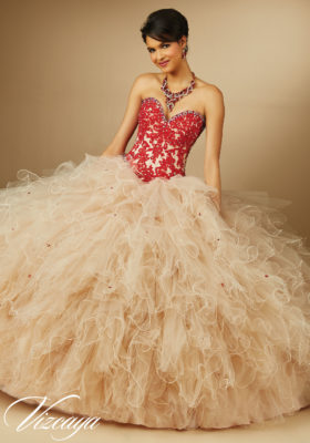 Morilee Quinceañera Dress 89053