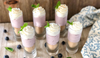 No-Bake Berry Mature Cheesecake Shooters