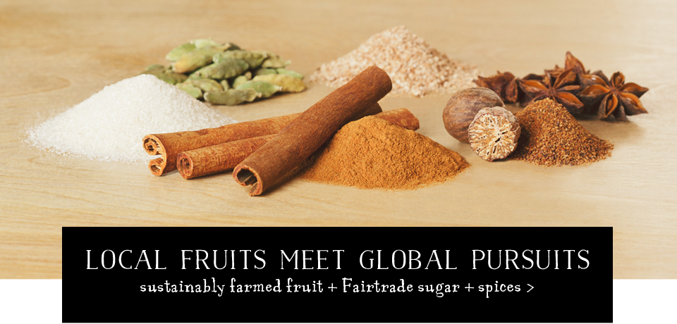 Local Fruits Meet Global Pursuits
