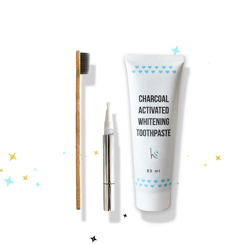 Toothpaste Whitening Pack