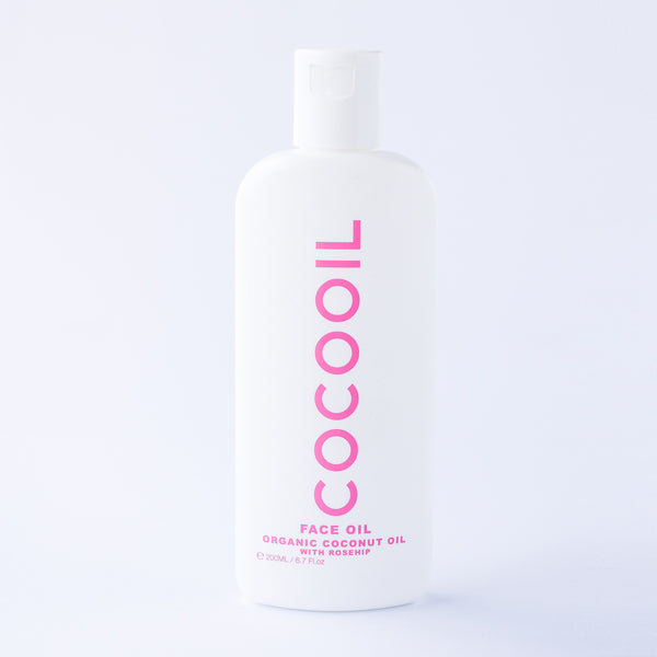 COCOOIL Face Oil with Rosehip