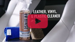 LV RINSE Leather & Vinyl Cleaner Professional Grade