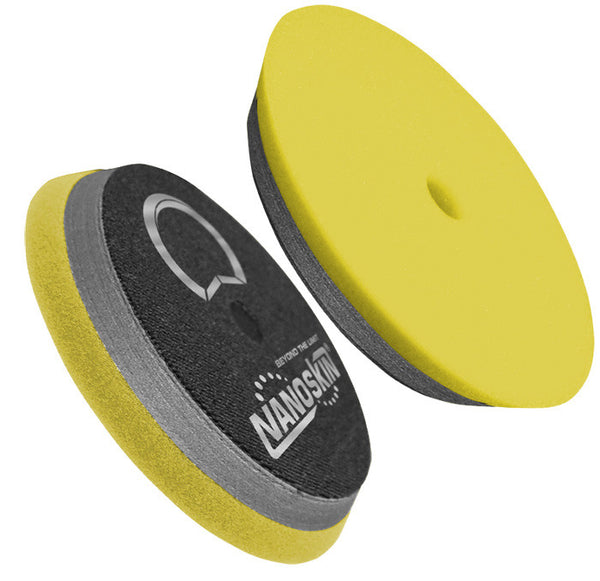 HD HYBRID FOAM PAD - Yellow Cutting