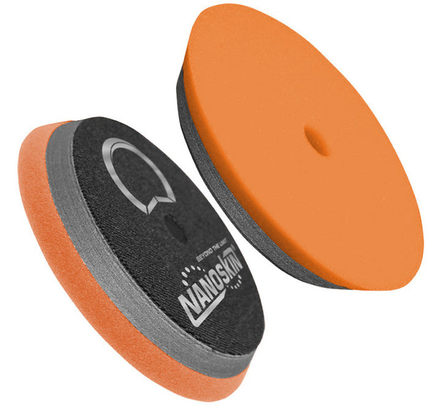 HD HYBRID FOAM PAD - Orange Light Cutting