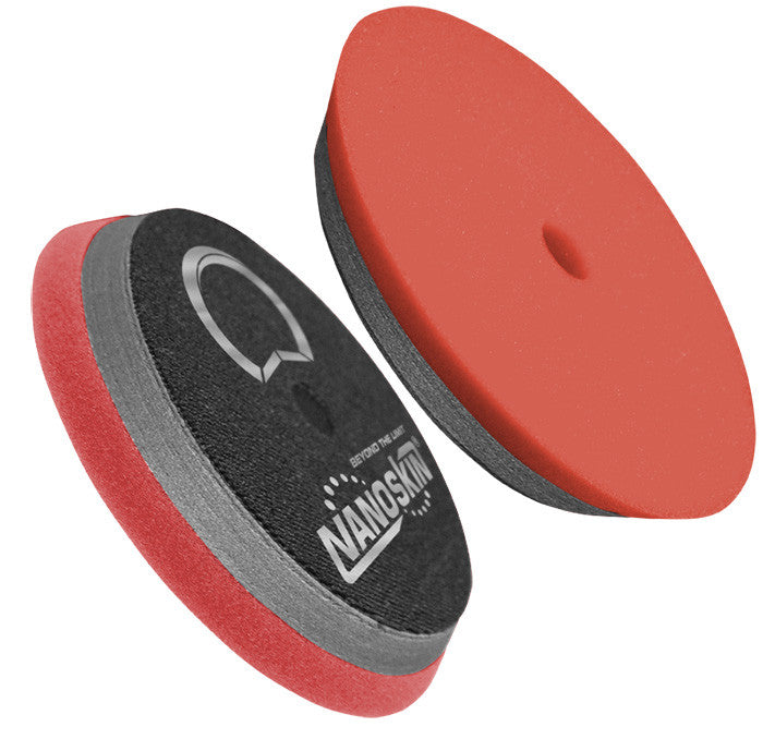 HD HYBRID FOAM PAD - Red Ultra Finishing