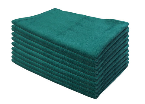 "GREEN New Classic Cotton Towel 16"" x 24"" 500GSM - 12pk"