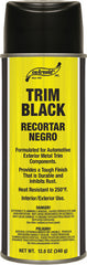 SM Arnold AEROSOL 12 OZ TRIM BLACK