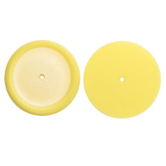 "3.5"" Yellow Micro Foam Buffing Pad 3-Pack"
