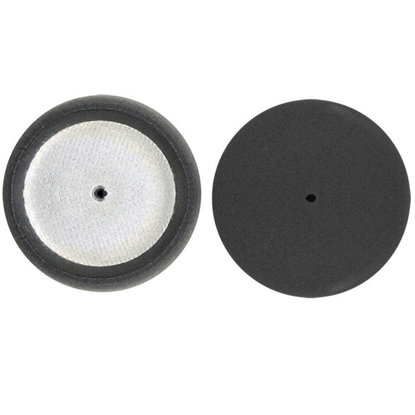"3.5"" Black Micro Foam Buffing Pad 3-Pack"